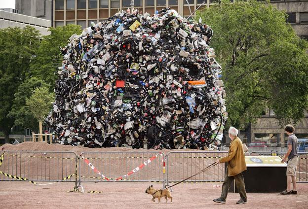 Gestion des déchets et cadre éolien