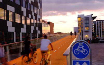 Notre commune s'engage en faveur de la mobilité douce !